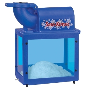 Gold Medal Sno-King Sno Kone Machine (other brands available)