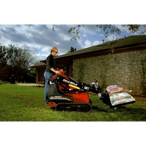 Ditch Witch SK350 Stand on Compact Tool carrier