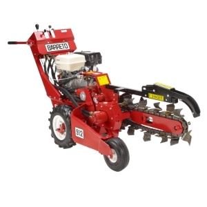 Barreto All-Hydraulic Mini Trencher