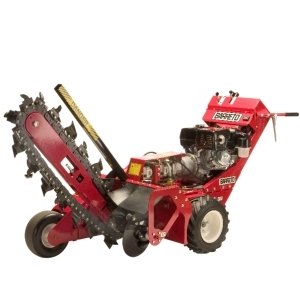 Barreto Steerable All-Hydraulic Trencher
