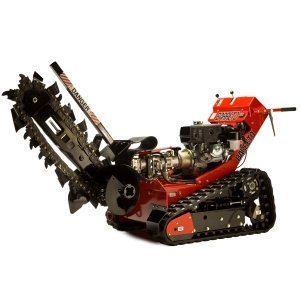 Track All-Hydraulic Trencher