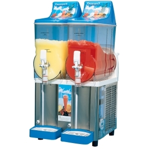 Gold Medal Two Bowl Frozen Drink Slushee Machine