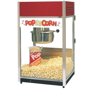 Gold Medal Ultra 60 Special Popcorn Machine