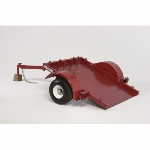 Little Beaver Utility Trailer, Earth Saw