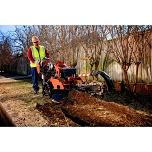 Ditch Witch RT24 Walk Behind Trencher