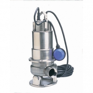 Honda Submersible Water Pump, Side Discharge, 2 inch ports
