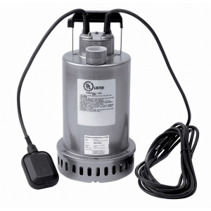 Honda Submersible Water Pump, Top Discharge, 1.5 inch
