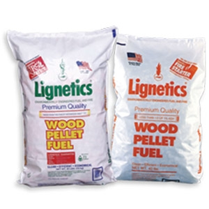 Lignetics® Premium Quality Wood Pellet Fuel