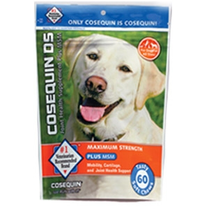 Cosequin® DS Joint Supplement Soft Chews 60 Count