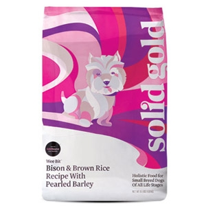 Solid Gold® Wee Bit™ Small Breed Dog Food
