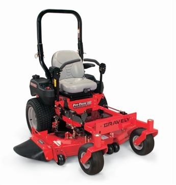 Gravely PRO TURN 148 Zero Turn Mower