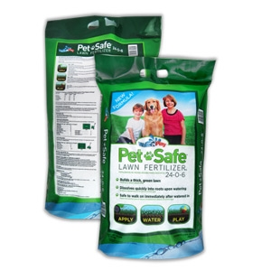 Pet Safe Lawn Fertilizer Water N Play Pet Safe Lawn Fertilizer 16lbs