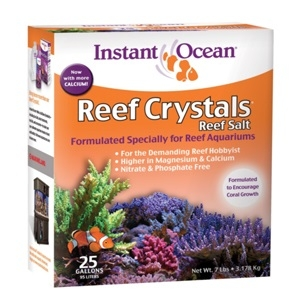 Reef Crystal Reef Salt 25 Gallon