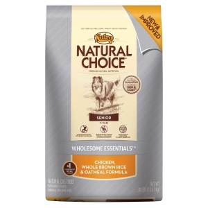 Natural Choice Senior Ckn/Brnrice/Oatmeal