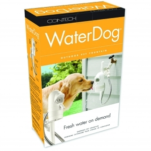 G & B Marketing, Inc. Waterdog Outdoor Pet Fountain
