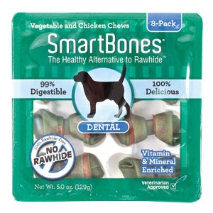 Smartbones Dental Mini 8 Pack