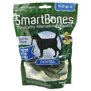 Smartbones Dental Small 6 Pack