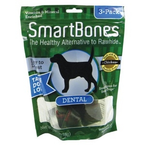 Smartbones Dental Large 3 Pack