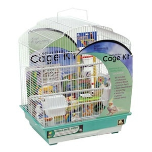 Dometop Bird Cage Kit Asst. Med.