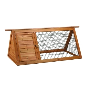 Premium Plus Backyard Hutch
