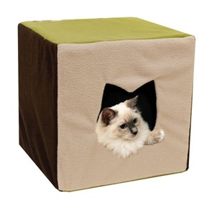 Comf-E-Cube Size: 1 Level Beige