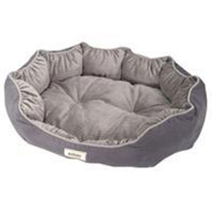 Sweet Dreams Premium Cuddler Pet Bed