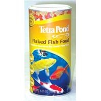 Flaked Fish Food