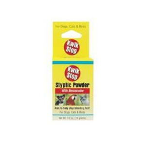 Kwik Stop Styptic Powder, 0.5 oz