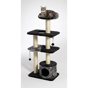 Feline Nuvo Tower Cat Furniture
