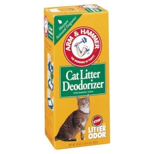 ARM AND HAMMER CAT DEODORIZER DISPENSER