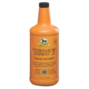 Absorbine Veterinary Liniment 32 Ounce