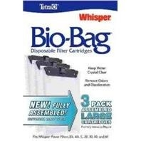 Whisper Bio Bag Cartrdge Lg 3Pk