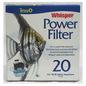 Whisper Power Filter 20