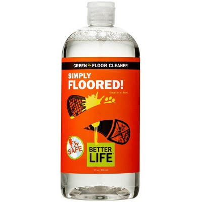 Better Life Simply Floored! Natural Floor Cleaner - 32 oz.