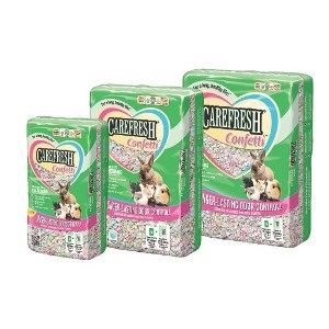 Carefresh Confetti Bedding 10L