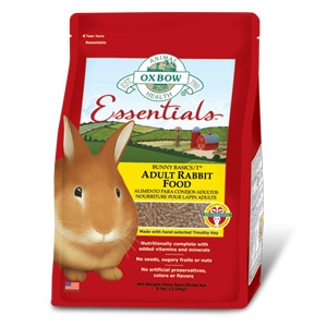 Bunny Basics - Adult Rabbit Food