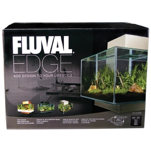 Hagen Fluval Edge 6 Gal Aquarium Kit