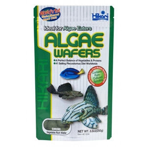 Hikari® Algae Wafers™ for Bottom Feeding Fish