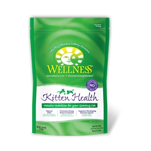 Wellness Kitten Formula