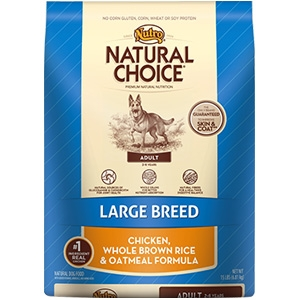 Natural Choice Large Breed Adult Dog Food 15 lbs