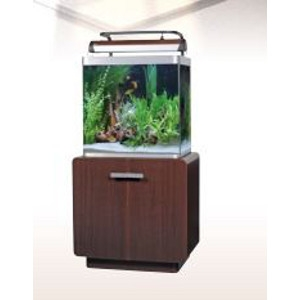Fluval Osaka 155L Curved Glass Aquarium Set