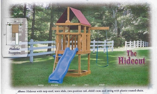 The Hideout Playset