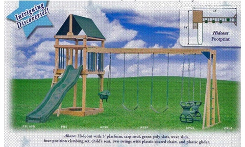 Intriguing Playset