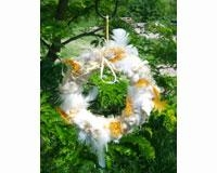 Songbird Essentials Nesting Wreath Material