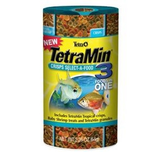 TetraMin Crips Select-A-Food