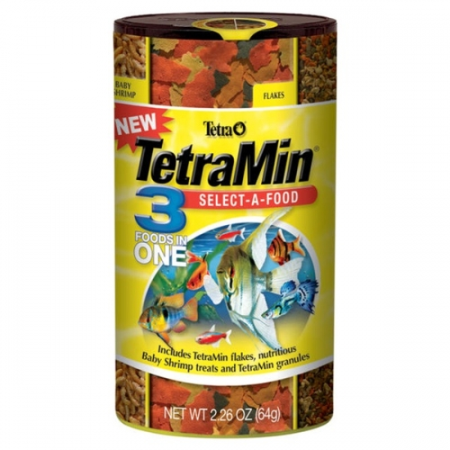 TetraMin Tropical Fish Select-A-Food