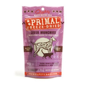 Primal Freeze-Dried Liver Nuggets