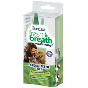 TropicClean Teeth Cleaning Gel