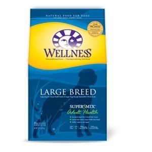 Wellness Complete Health® Super5Mix® Large Breed - Adult Health