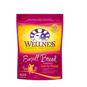 Wellness Complete Health® Super5Mix® Small Breed - Just for Puppy